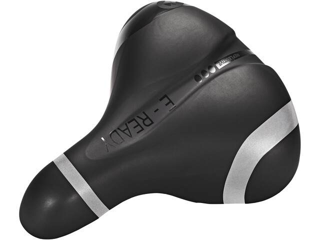 San Marco BIOAKTIVE E-City Saddle L Reflective Gel